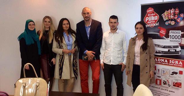 Studenti Ekonomskog fakulteta u Zenici uspješno kreiraju marketing strategije za bh. kompanije
