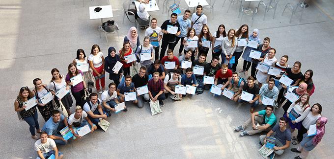 Dodijeljeni certifikati učesnicima ovogodišnjeg geekFEST-a