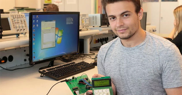 Hamdija Subašić u Austriji djedu napravio uređaj za kontrolisanje šećerne bolesti