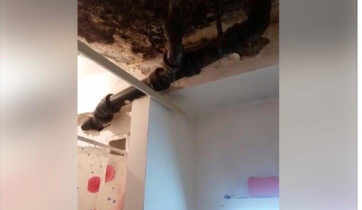 U ovakvim sobama u Domu žive banjalučki studenti