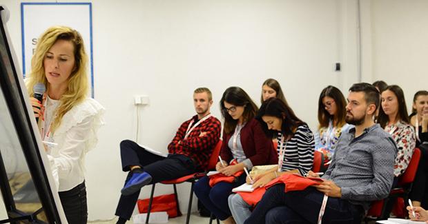 Počeo program Coca-Colina podrška mladima u Bosni i Hercegovini