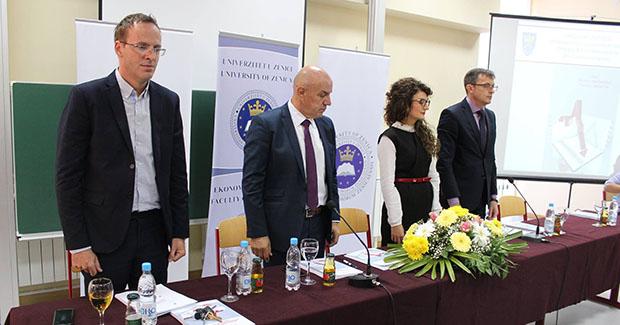 UNZE: Prezentovana studija autora prof.dr. Nine Serdarevića i prof.dr. Nedžada Polića