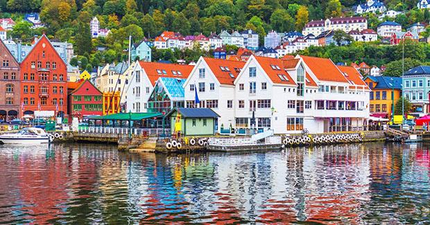 Top 10 skandinavskih gradova