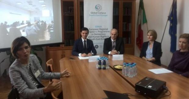 Univerzitet u Sarajevu i Ambasada Italije nastavljaju saradnju na programu ERMA