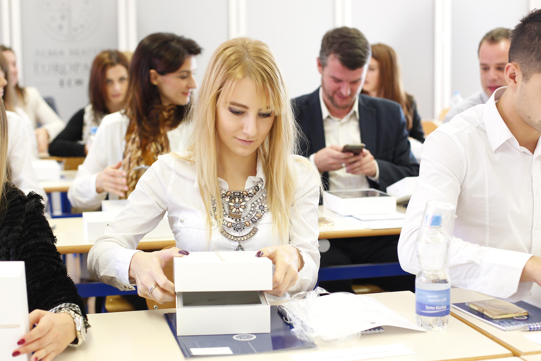 Sveučilišni diplomski studij:  Europski projektni management