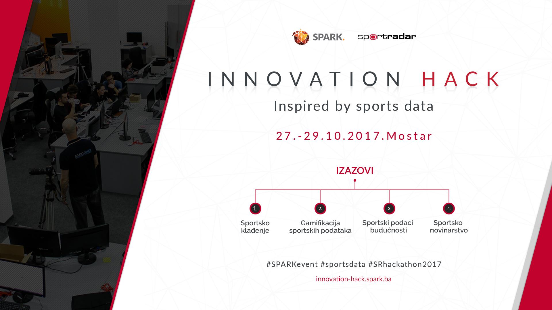 Innovation Hack: Otvorene prijave i otvoreni dan