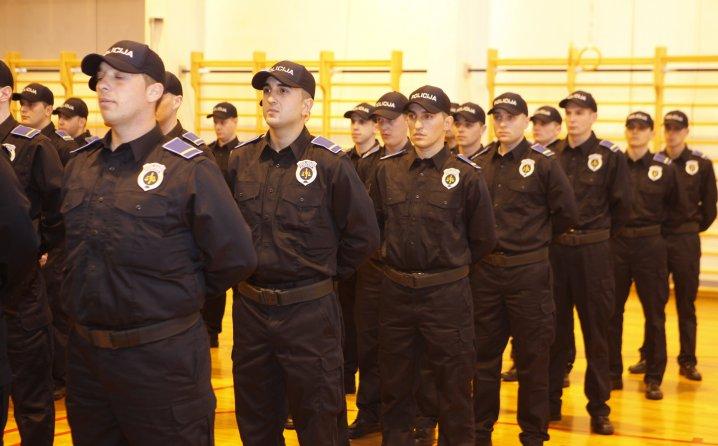 Raspisan konkurs za prijem 120 policajaca u Kantonu Sarajevo