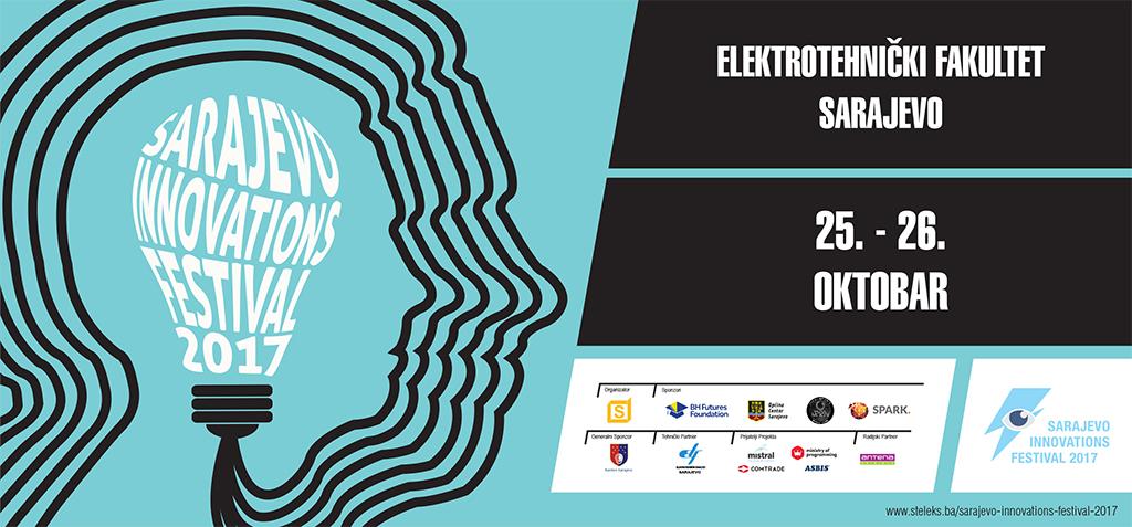 Posjetite drugi Sarajevo Innovations Festival