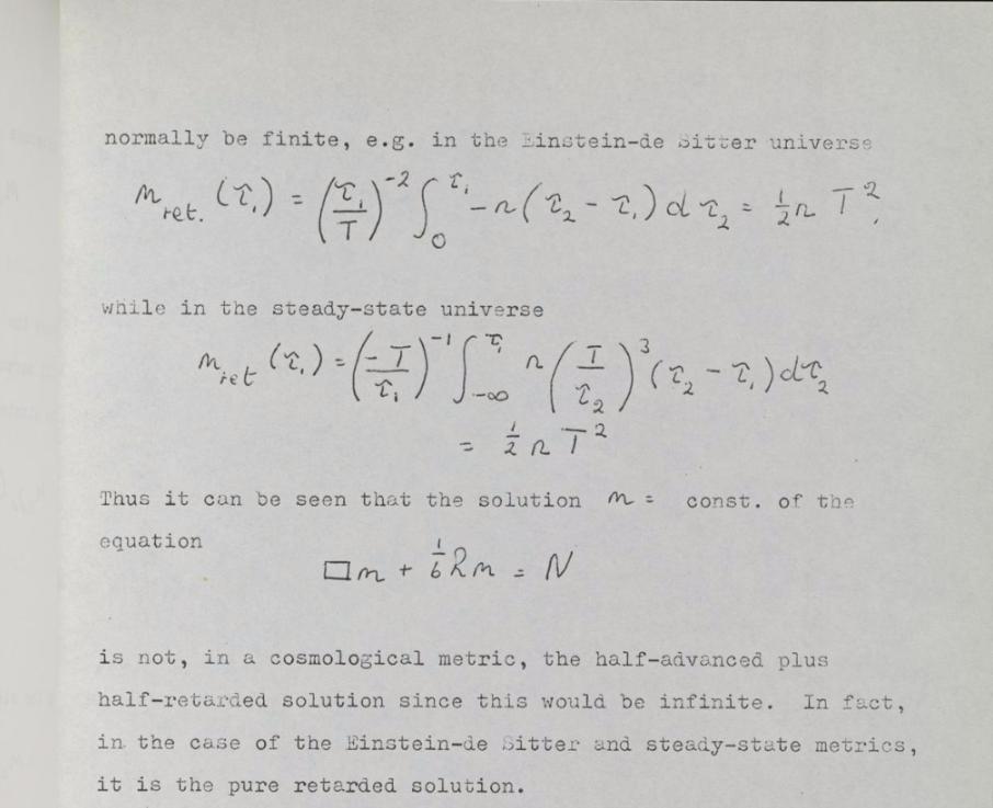 Objavljena doktorska teza Stephena Hawkinga