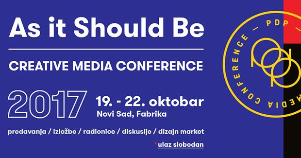Od četvrtka do nedjelje Novi Sad okuplja kreativce na 9. konferenciji kreativnih medija