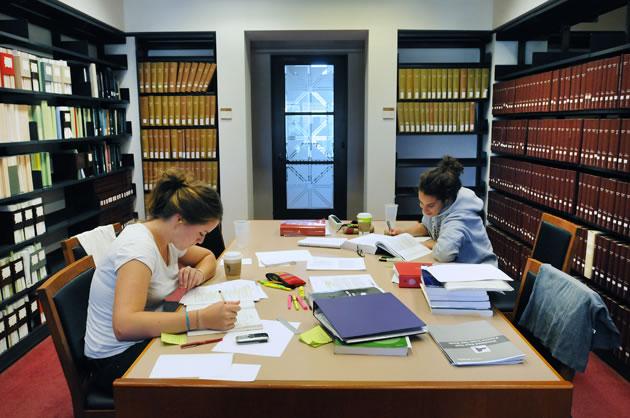 Zašto je poželjno učiti u bibliotekama i čitaonicama?