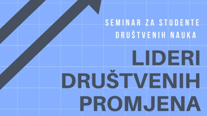 Seminar za studente društvenih nauka