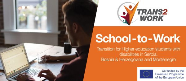 Trans2Work: Stipendije za studente s invaliditetom za mobilnost i obavljanje stručne prakse