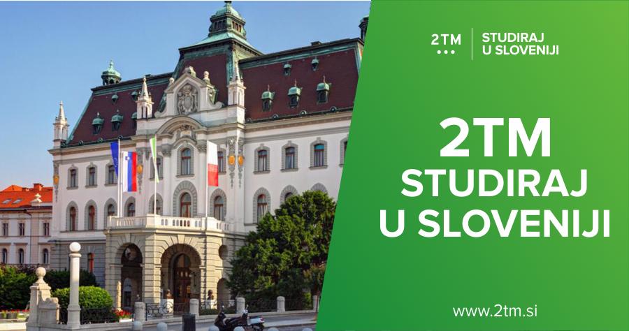 Studiraj u Sloveniji: Još samo jedna sedmica do prvog upisnog roka