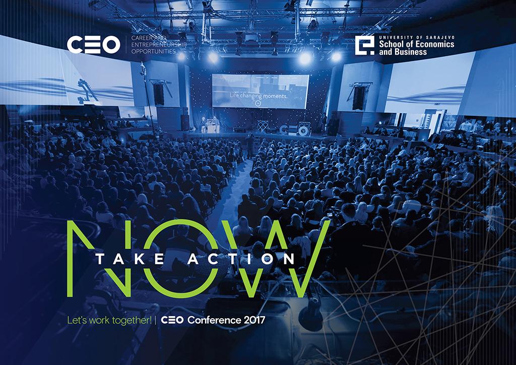 Uspješno implementirane aktivnosti CEO 2017: Poruke o istrajnosti i uspjehu u zadnje četiri godine slušalo je blizu 10.000 mladih u regiji