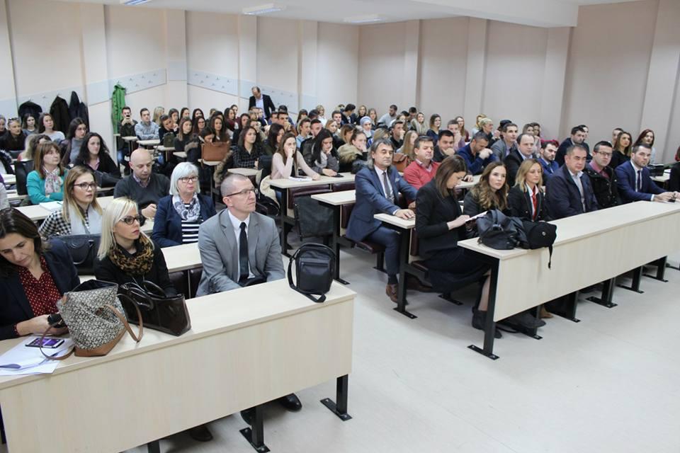 Održana radionica o stručnoj praksi na Ekonomskom fakultetu u Mostaru