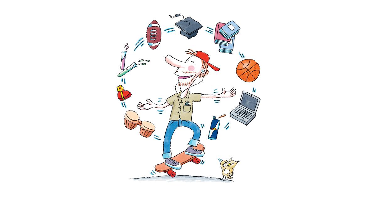 Red Bull treba student brand managere: Tražimo žonglera studentskim životom