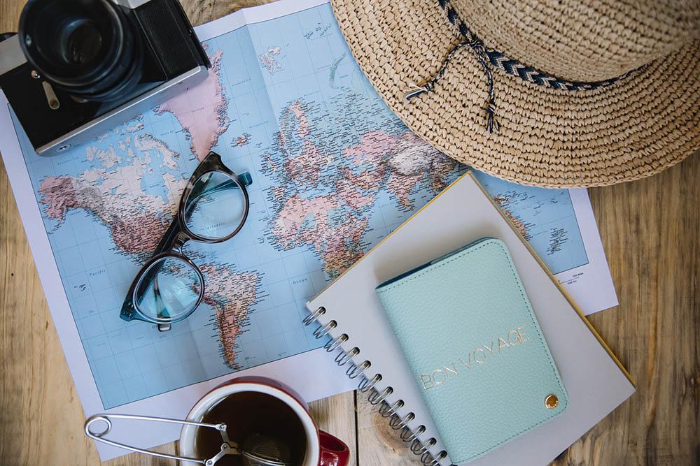 10 trikova za bolje putovanje