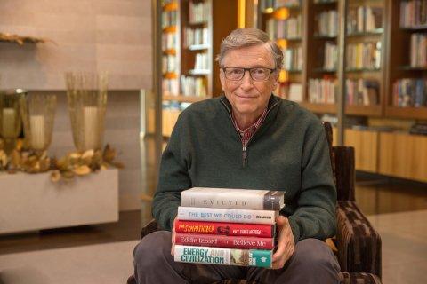 Pet zanimljivih knjiga koje preporučuje Bill Gates