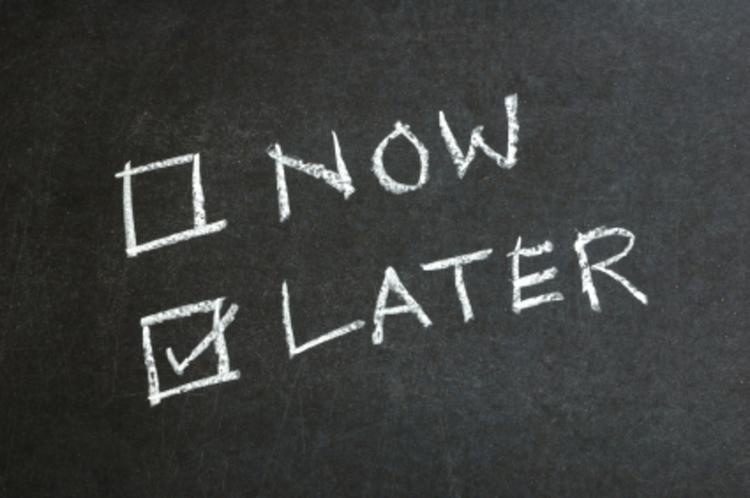 Zašto ne obavljamo obaveze na vrijeme?