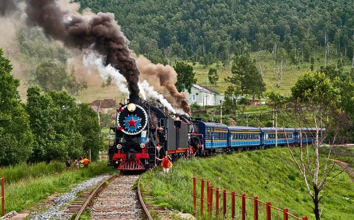 Putovanje Transsibirskom željeznicom već od 70 €