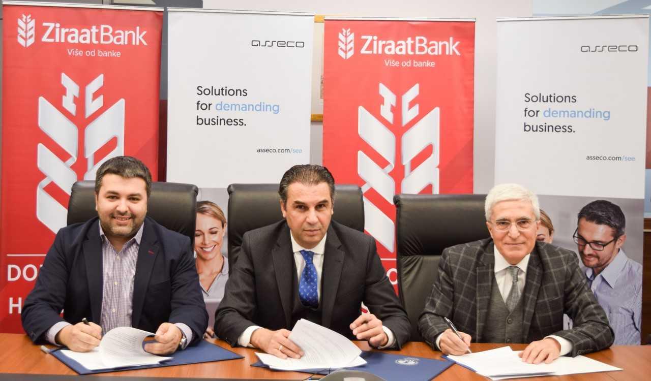 Potpisan memorandum o saradnji između Internacionalnog univerziteta u Sarajevu (IUS), kompanije ASSECO SEE i ZiraatBank BH d.d.