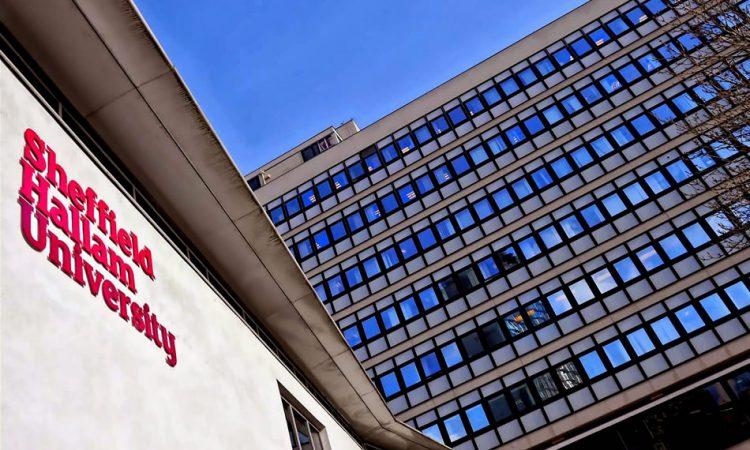 Stipendija Univerziteta Sheffield Hallam u Velikoj Britaniji