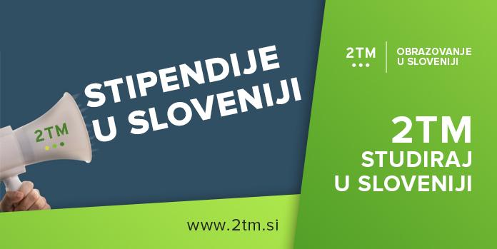 Slovenija nudi stipendije za magistarske i doktorske studije