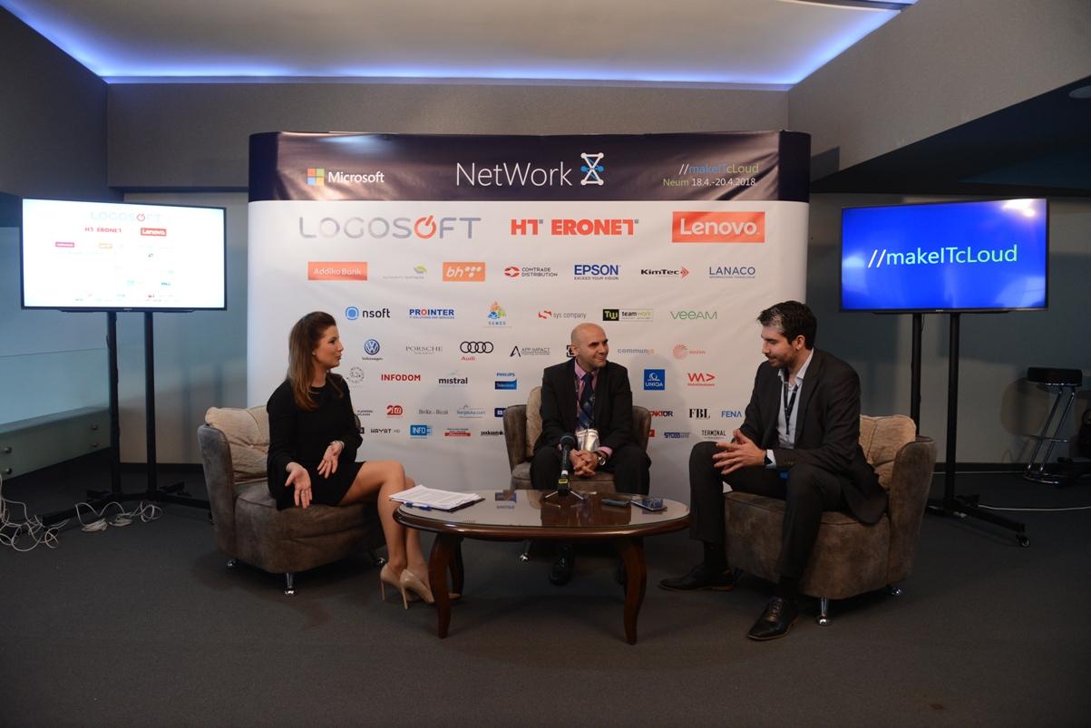 HT ERONET partner Microsoft konferencije u Neumu