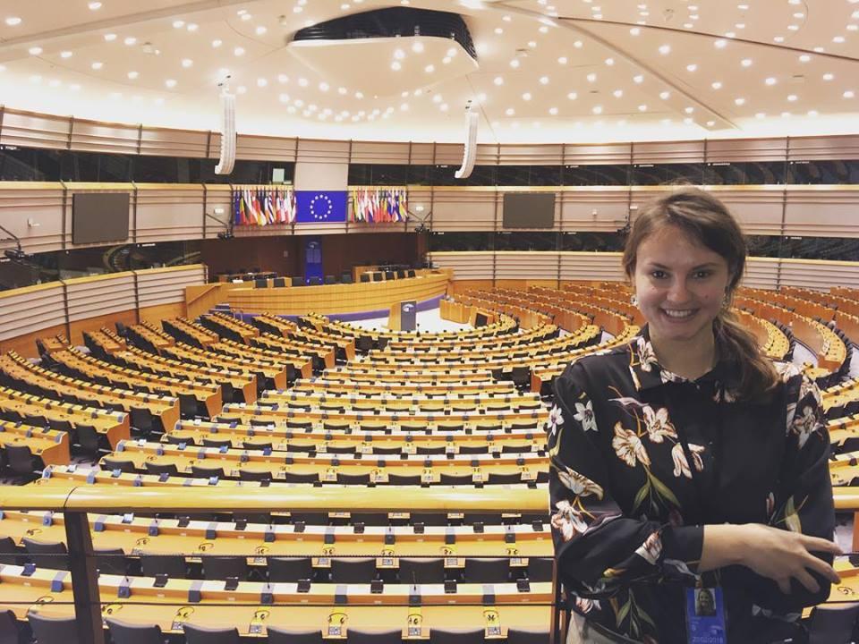 Iskustvo stažiranja u Europskom parlamentu