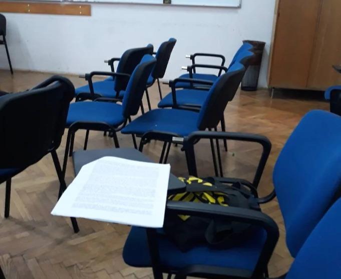 Studenti Filozofskog fakulteta u Sarajevu ispite rade na krilu, nadležni nemaju odgovor