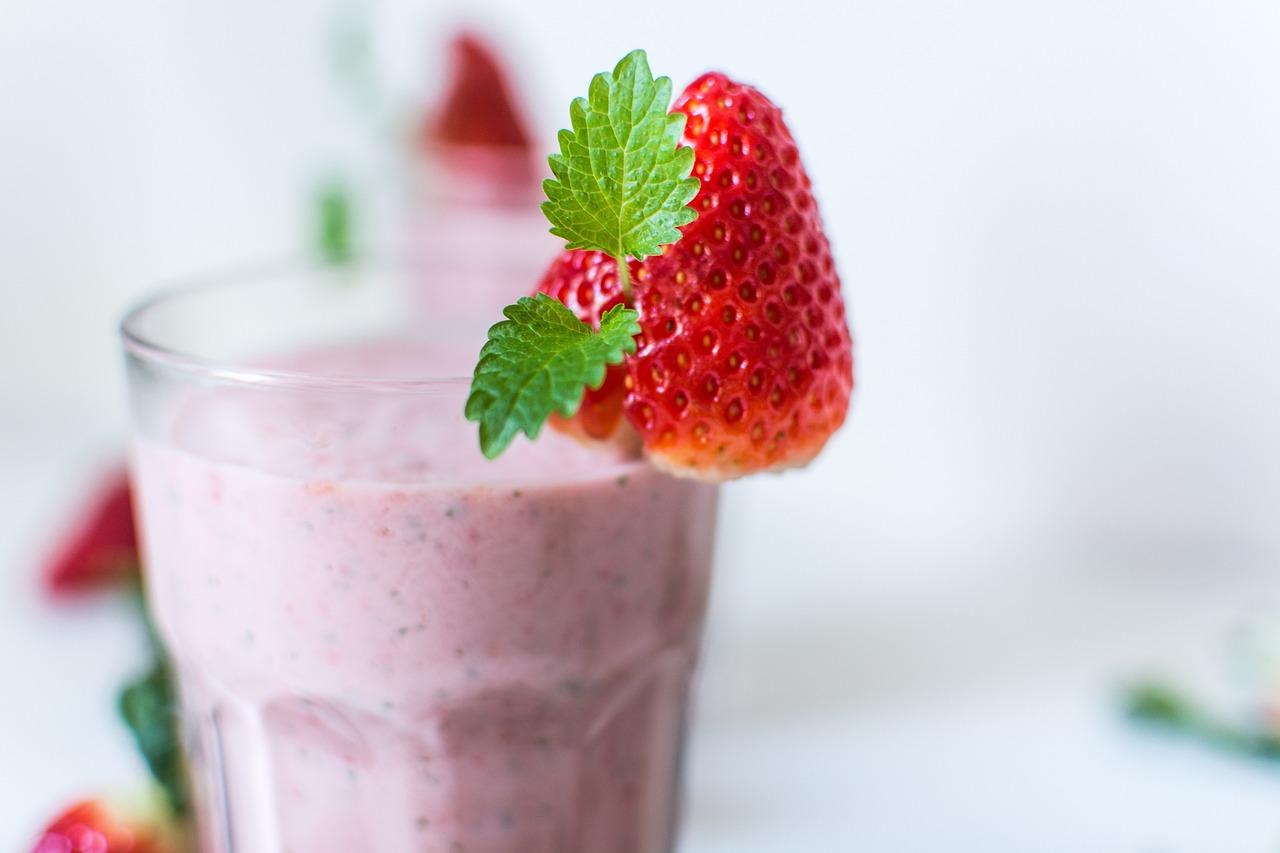 Studentski recepti: Osvježavajući smoothie od jagoda