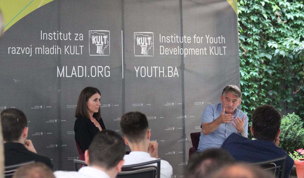 Mladi BiH: Jesmo li ikada bili tema članova Predsjedništva BiH?