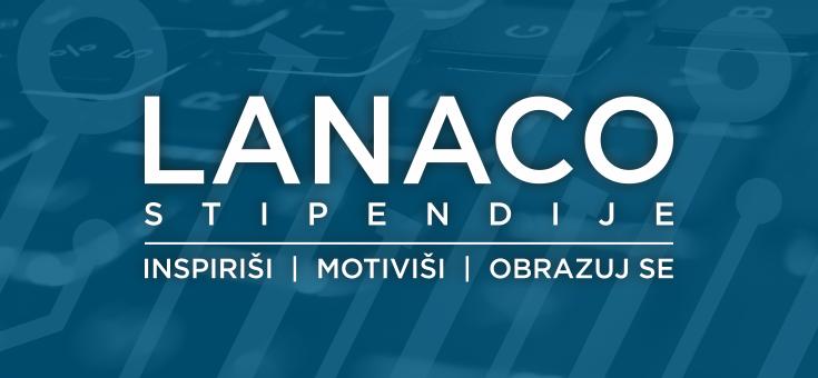Kompanija LANACO raspisuje konkurs za dodjelu stipendija