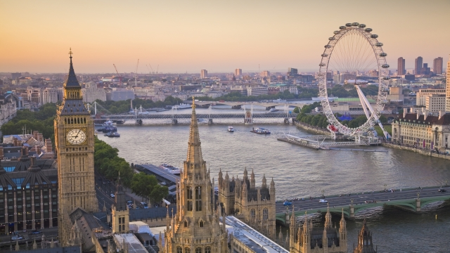 Želiš studirati u Londonu?