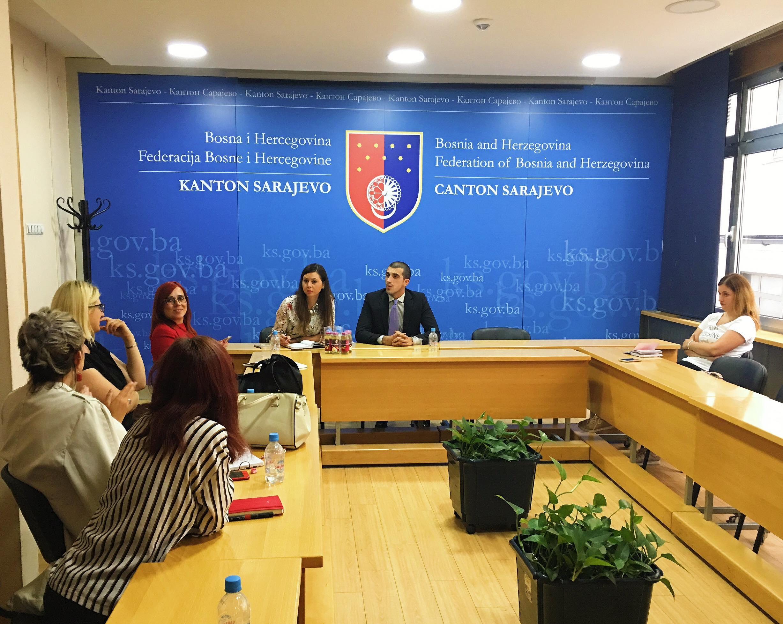 Radno tijelo za reorganizaciju Vijeća mladih Kantona Sarajevo: Kanton Sarajevo će imati funkcionalno Vijeće mladih