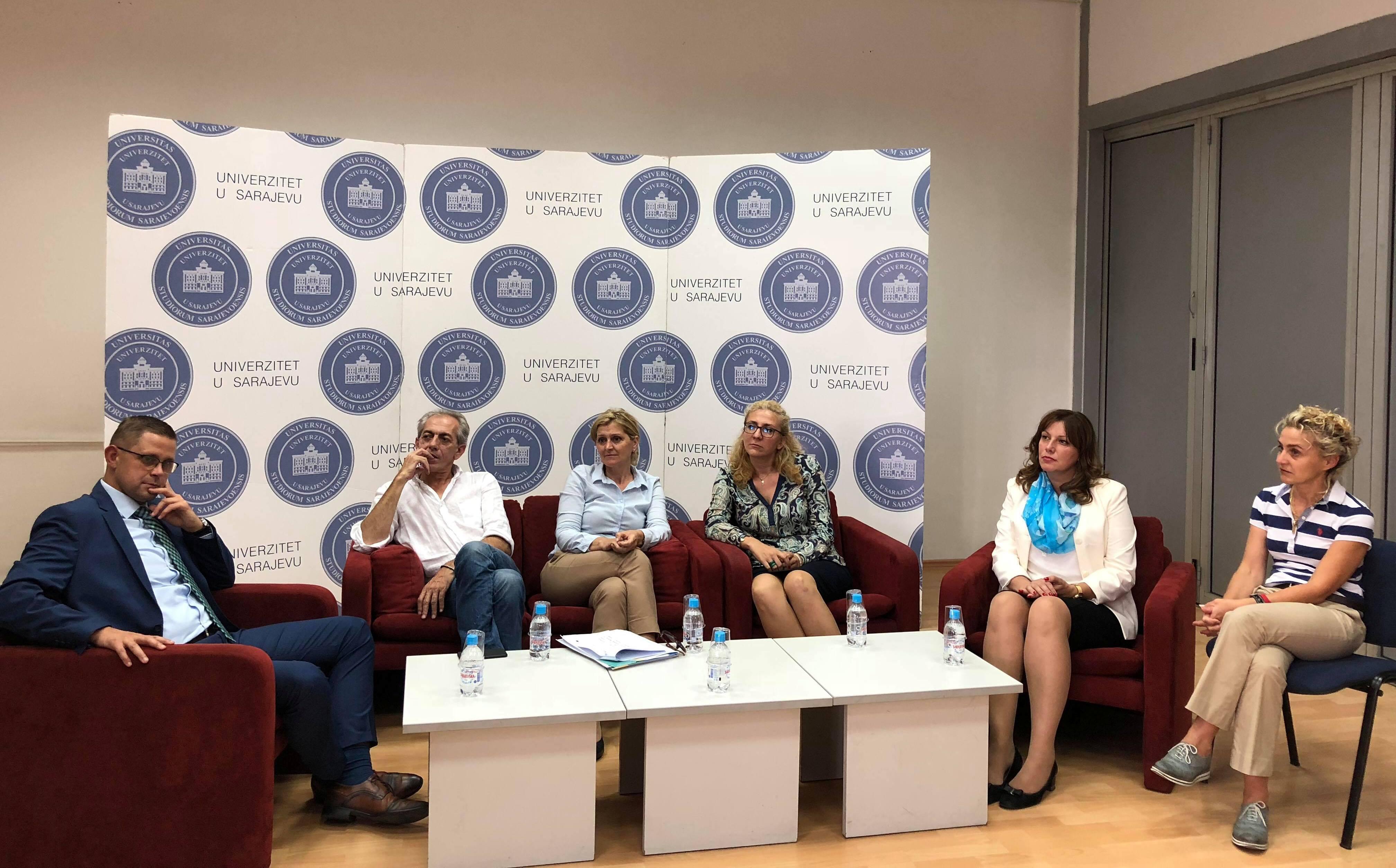 Održan Dan otvorenih vrata CIS UNSA: Interdisciplinarno obrazovanje potreba savremenog društva