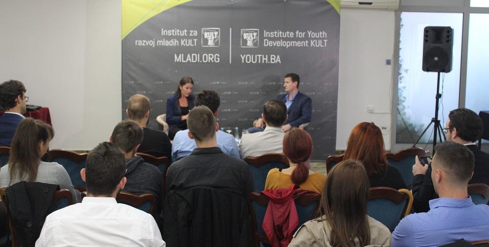 Senad Šepić: Mladima moramo ponuditi perspektivu