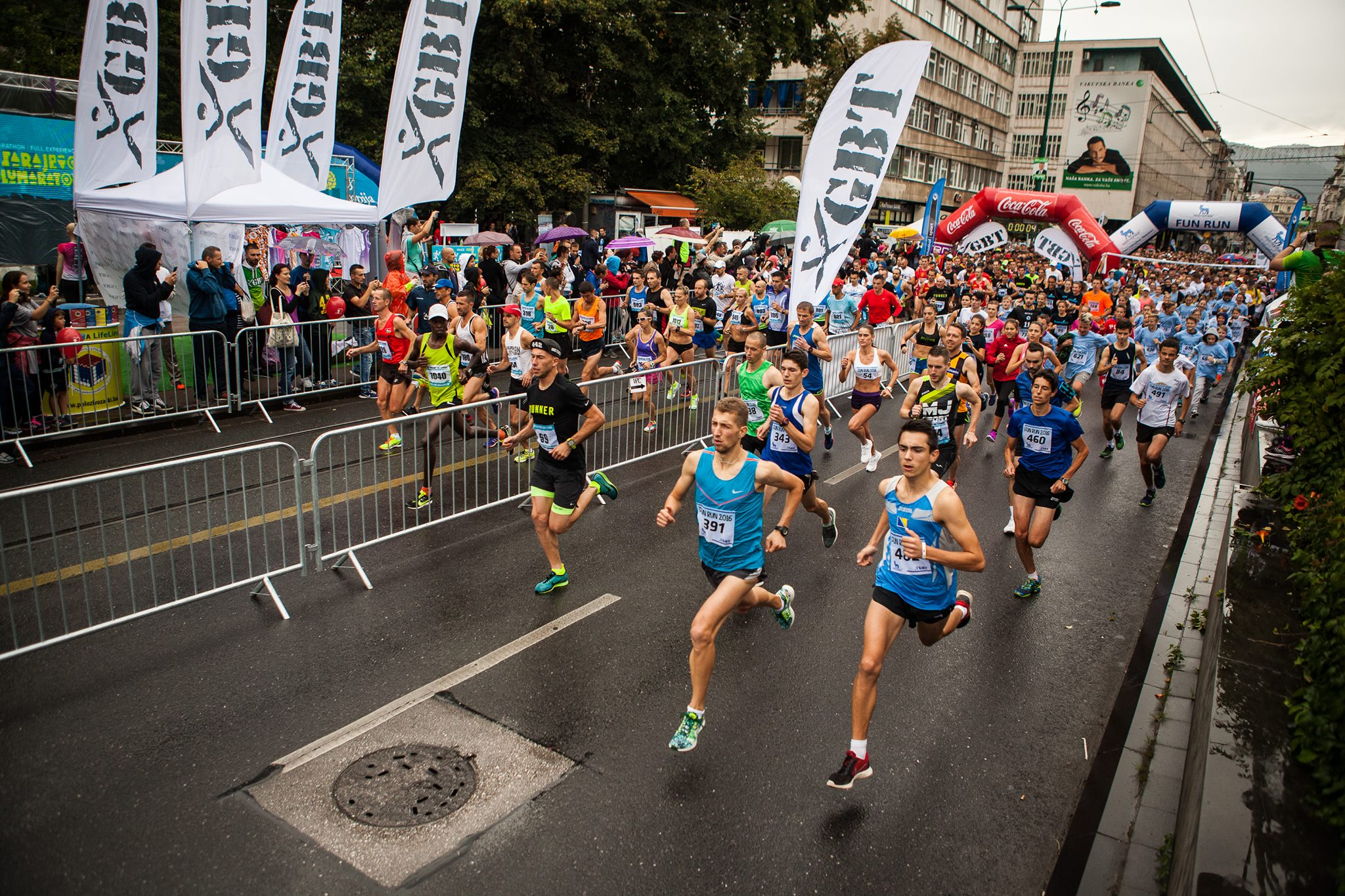 Olimpija Run Fest će uskoro ugostiti trkače iz 30 zemalja svijeta