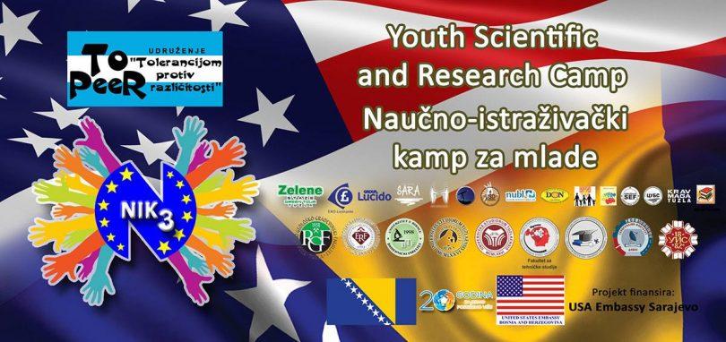 Naučno-istraživački kamp NIK 3 od 26. do 29. oktobra u Nacionalnom parku Sutjeska
