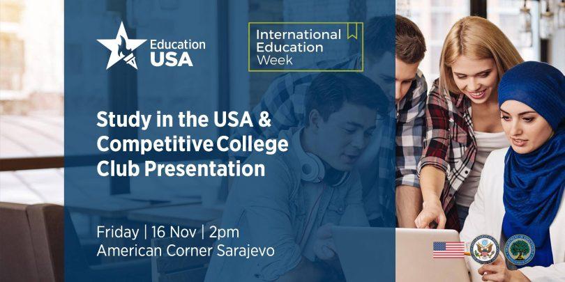 Američki kutak Sarajevo: Kako do studija u SAD-u?
