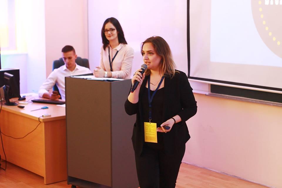 Koračajte stepenicama uspjeha: Upoznajte mladu i uspješnu Nadinu Tanović
