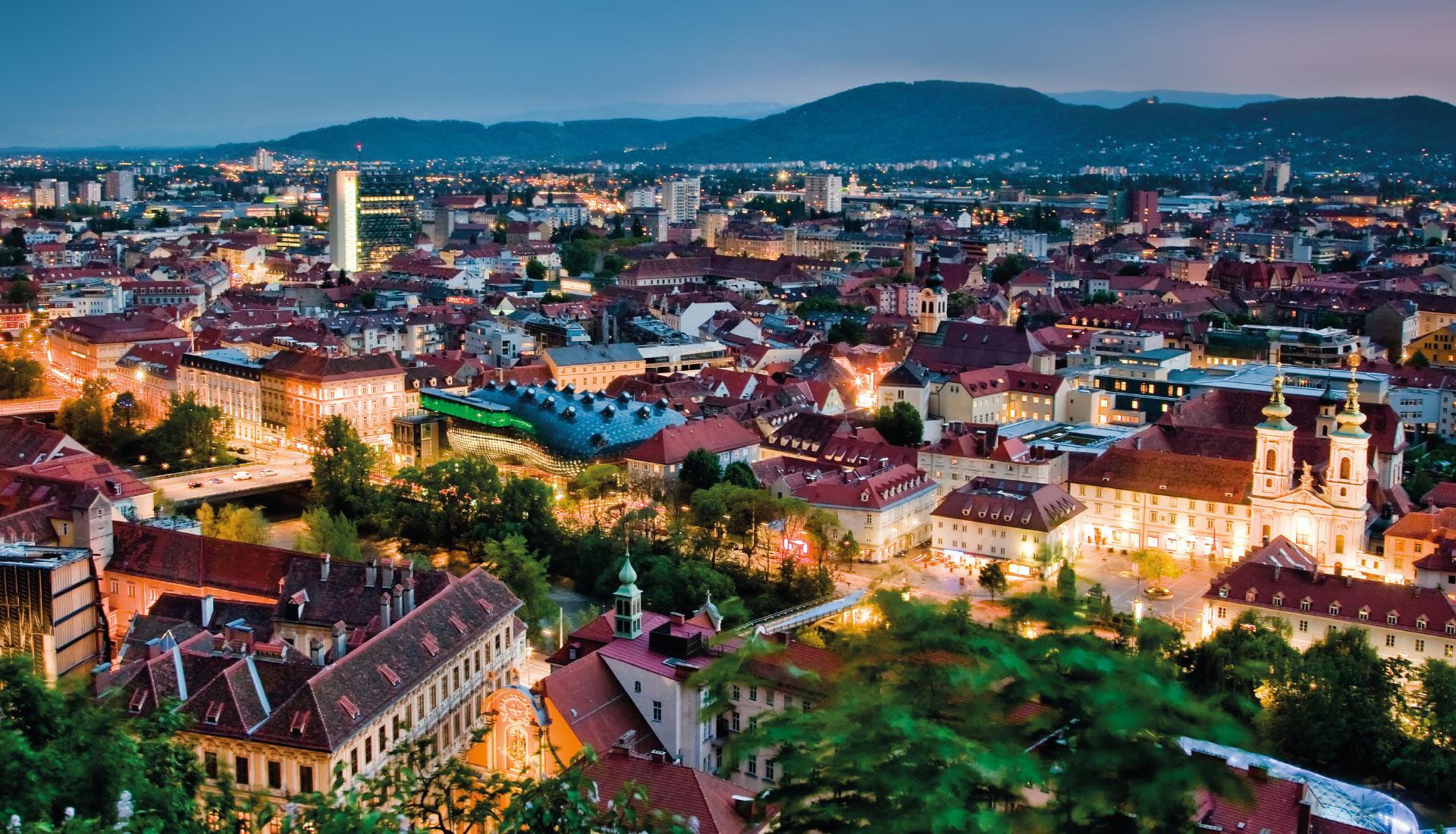 UNSA: Prijavite se na Erasmus+ razmjenu na Univerzitetu u Grazu