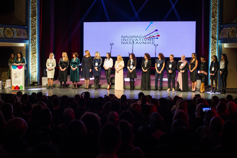 Dodijeljene nagrade za najinovativnije nastavnike i nastavnice 2018.