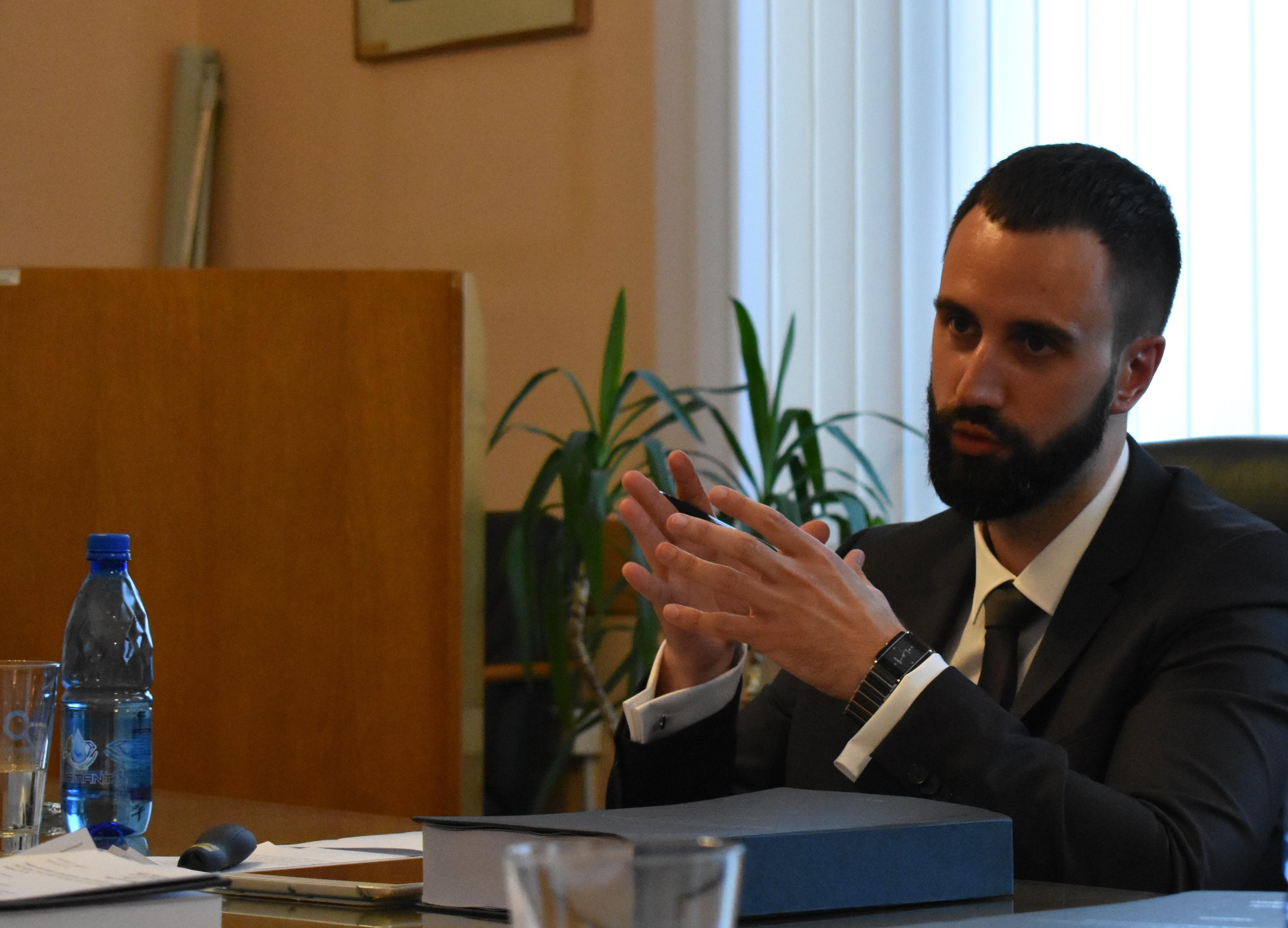 Mehmed Bećić: Opredijelite se za studij koji vas iskreno zanima i privlači