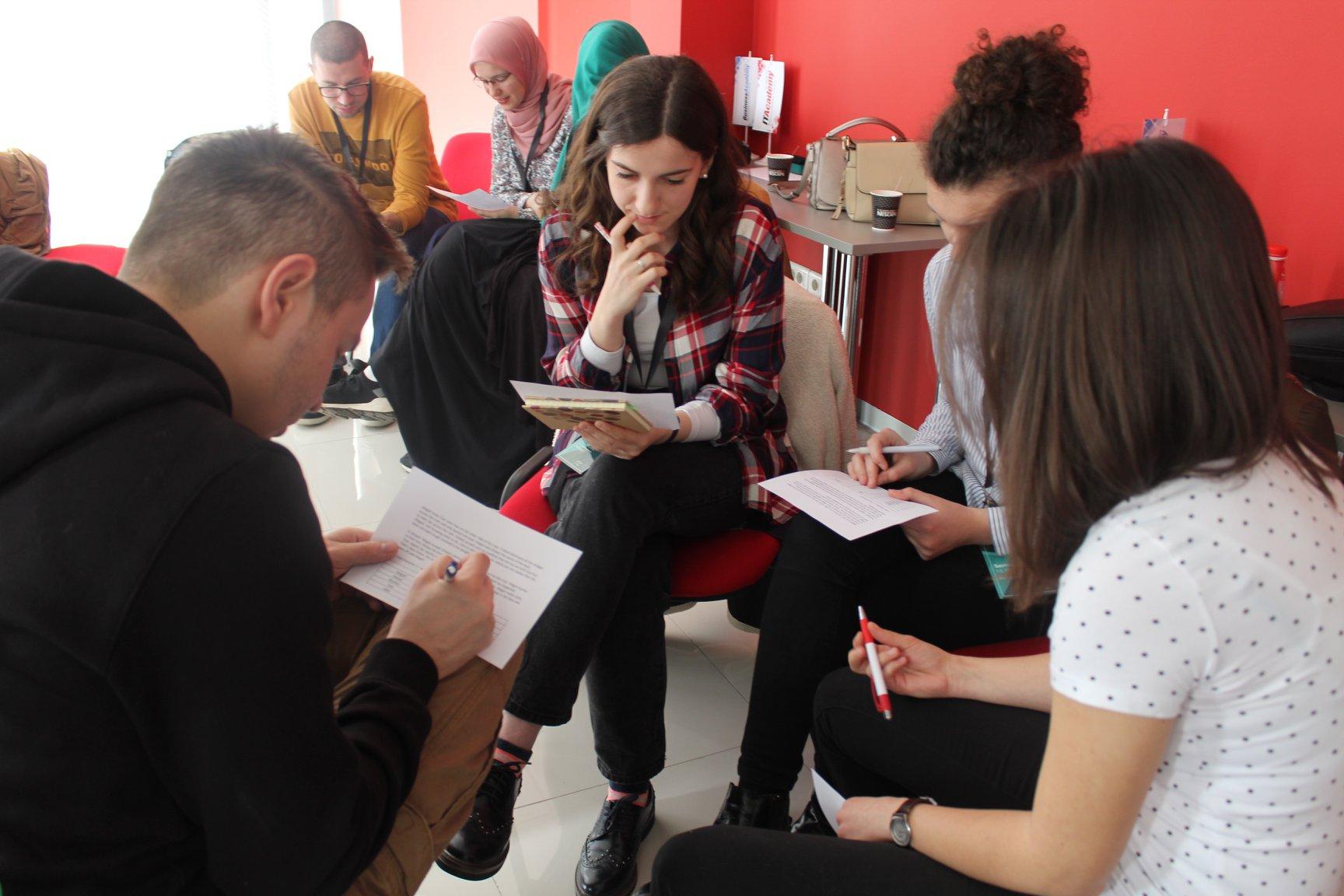 Prijavite se na Soft Skills Academy Sarajevo besplatnu trodnevnu radionicu