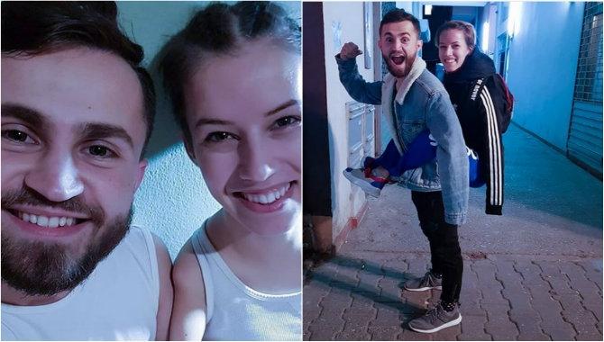 Ljubav nema granica: Student iz Sarajeva i studentica iz Novog Sada, osobe sa invaliditetom velika su ljubavna inspiracija