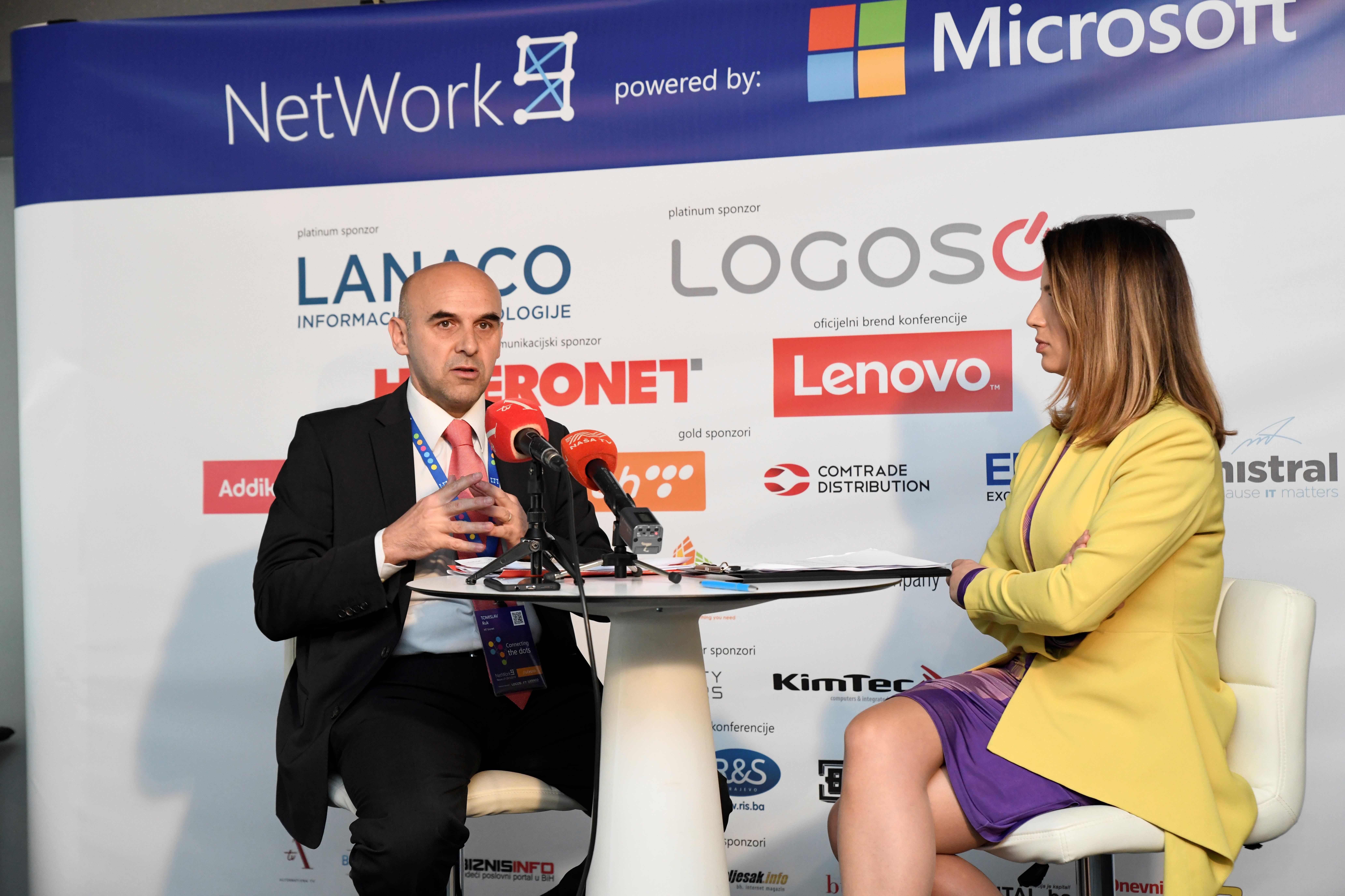 HT ERONET predstavio novu uslugu na Network konferenciji