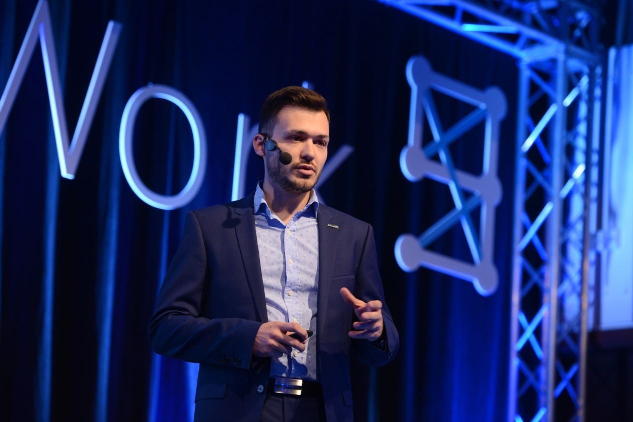 Predstavljen koncept LANACO SaaS platforme na Business dayu NetWork 9 konferencije