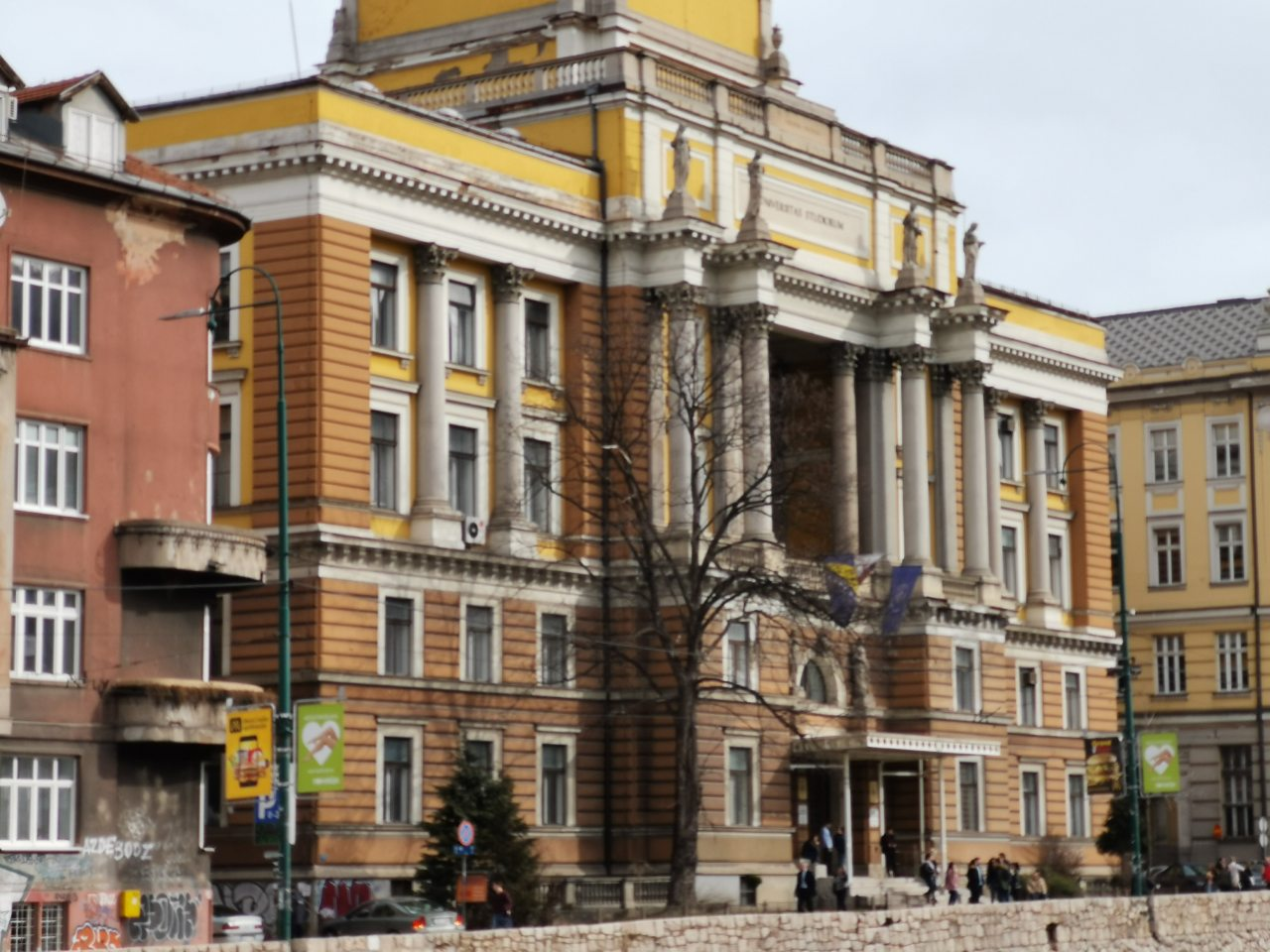 Univerzitet u Sarajevu među 5% najboljih univerziteta u svijetu prema rangiranju Webometricsa